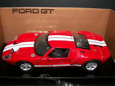 Motor Max 1/24 Ford GT Concept Red MIB