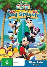 Mickey Mouse Clubhouse - Mickey's Big Splash (DVD, 2011)
