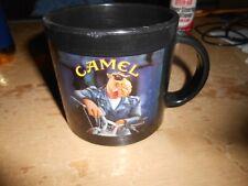 Camel - Joe Camel Motorcycle Plastic Mug - Vintage Item - Excellent Condition