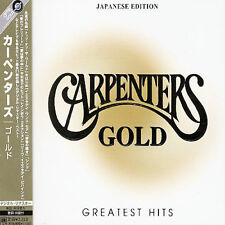CARPENTERS - GOLD: GREATEST HITS [JAPAN] NEW CD