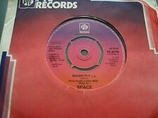 Space,Magic Fly/Ballad For Space Lovers (Pye 1977)