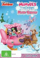 Mickey Mouse Clubhouse: Minnie's Winter Bow Show - DVD (NEW & SEALED)