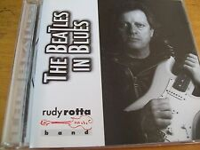 RUDY ROTTA BAND  THE BEATLES IN BLUES CD MINT-