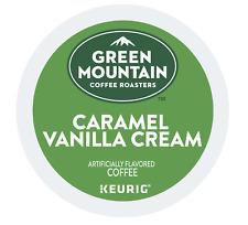 Green Mountain Caramel Vanilla Cream Keurig K-Cups 24 Count - FREE SHIPPING