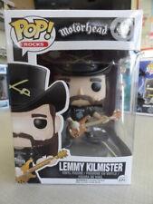 Funko Pop! - Motorhead - Lemmy Kilmister #49 - Nice shape