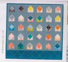 Envelopes - modern foundation pieced quilt PATTERN - Carolyn Friedlander