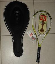 New listing New Wilson N Code N Pro Midplus Tennis Racquet Grip 4 3/8