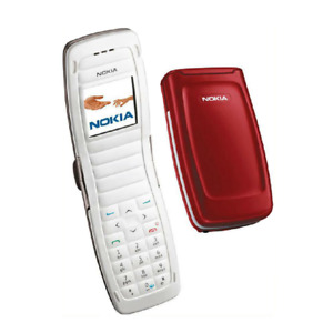 Original Nokia 2650 Unlocked Flip Mobile Phones 2G GSM 900 / 1800 Cellphone