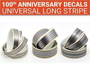 2003 Harley-Davidson 100th Anniversary universal long stripe sticker decal