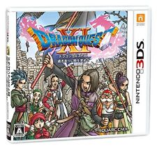 New Nintendo 3DS Dragon Quest XI Sugisarishi Toki o Motomete JAPAN IMPORT