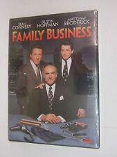 Family Business (DVD, 2003)- Sean Connery Dustin Hoffman Matthew Broderick - NEW