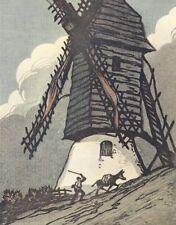 1908 GEORGES-ARTHUR JACQUIN ORIGINAL PLATE ART DECO