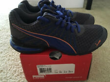 Puma Cell Kilter Jr Youth Size 2.5 Sodalite Blue Orange New