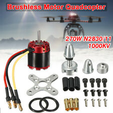 Brushless Outrunner Motor N2830 1000KV For Quadcopter Drones Aircraft Airplane
