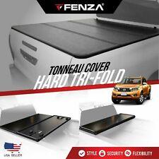 Hard Tri-Fold Tonneau Cover for 2016-2020 Nissan NP300 (Double Cab)