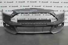 FORD FOCUS ST FACELIFT FRONT BUMPER 2015 ONWARDS WITH WASH JET HOLES GEN PART*X4