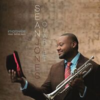 Sean Jones - Im.pro.vise: Never Before Seen [CD]