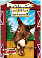 Francis the Talking Mule: Complete Collection [3 Dis (2014, DVD NIEUW)3 DISC SET
