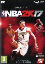 NBA 2K17 PC - totalmente in italiano