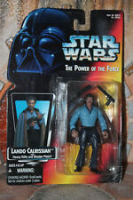 Lando Calrissian Star Wars Power Of The Force 2 1995 Red Card