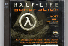 Half Life Generation - HL & Counter-Strike UK European Release PC Win 95/98