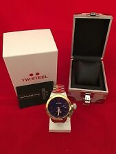 TW STEEL NEW COLLECTION WATCHES Mod. CB141 CB141 100% AUTHENTIC