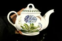 Beautiful Portmeirion Botanic Garden Blue Primrose Small Teapot