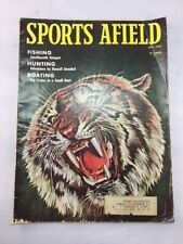 Sports Afield Magazine July 1957 Hunting Fishing Related Vintage Back Issue