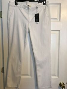 American Eagle Outfitters White Super Stretch 18 Regular Jeans AEO Twill NWT