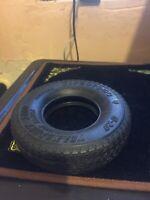 Firestone Advertising Tyres X 3