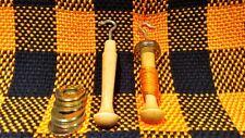 Warp Thread Weights /Selvedge Weights (Set of 2) Weaving Loom Yarn Accessories