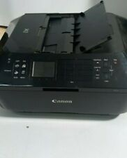 Canon PIXMA MX922 All-In-One Inkjet Color Printer Scan Fax Duplex Fully Tested