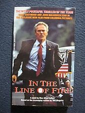 In The Line Of Fire (Movie Tie-In) [Aug 01, 1993] Collins, Max Allan