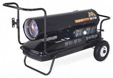 Mi-T-M 135,000 BTU Kerosene Forced Air Portable Heater MH-0135-0M10