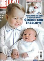 Hello Magazine Princess Charlotte Prince George Kate Middleton Lionel Richie