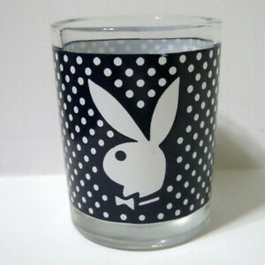 PLAYBOY ® Clear Double Shot Glass - New