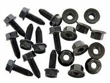 Ford Flange Head Bolts & Nuts- M8-1.25mm Thread- 13mm Hex- Qty.10 ea.- #133