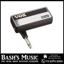 VOX Amplug 2 Metal Guitar Headphone Amplifer AP2