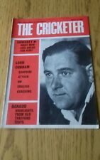 The Cricketer May 31st 1968 magazine