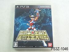 Saint Seiya Senki Japanese Import Playstation 3 PS3 Japan JP Saiya US Seller A