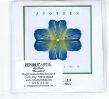 (HD992) Apothek, Reunion - 2016 DJ CD