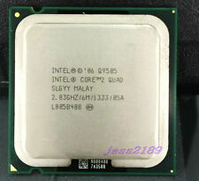Envío Gratis slgyy Intel Core 2 Quad Q9505 CPU procesador 2.83 GHz 1333 Mhz
