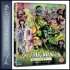 THE TOXIC AVENGER COLLECTION - 4 FILM ULTIMATE EDITION  *BRAND NEW DVD ***