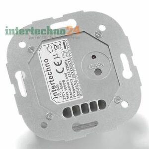 Intertechno Radio Receiver ITL-500, 500 Watt, Blind Switch