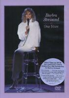 Barbra Streisand - One Voice Nuevo DVD