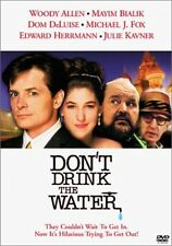 [DVD NTSC/1 NEW] DON'T DRINK THE WATER