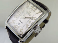 Gevril Avenue of Americas Automatic Date  5000 LTD 44x34mm $3,450 NIB