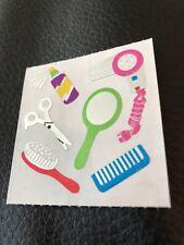 Sandylion Vintage stickers - Hairdresser Salon Set