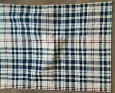 New ListingTommy Hilfiger single flannel pillow sham plaid standard country winter