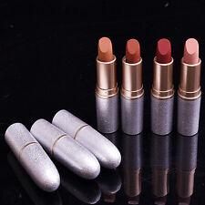 Beauty Waterproof Lip Gloss Velvet Long Lasting Lipstick Pencil Matte Cosmetic